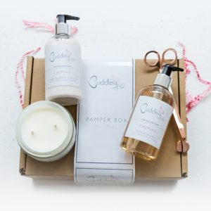 Pamper Boxes